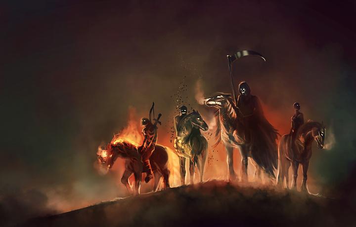 The_Four_Horsemen_of_the_Apocalypse_Det_var_tajt_med_rosterna_dar_ett_tag_och_jag_trodde_Smaug